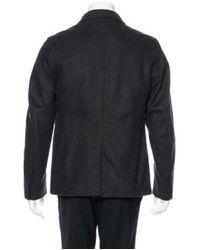 Rag & Bone - Brown Wool-blend Lined Coat Wool for Men - Lyst