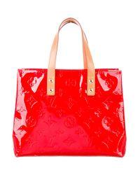 Louis Vuitton - Natural Vernis Reade Pm Brass - Lyst