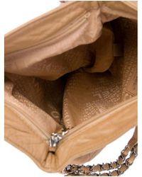 Chanel - Metallic Ultimate Soft Medium Tote Tan - Lyst