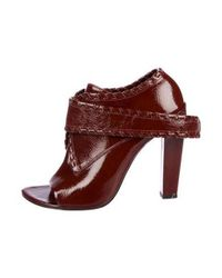 Alexander Wang - Brown Cecilia Ankle Boots - Lyst