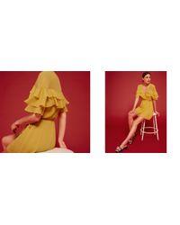 Reformation | Red Juliana Dress | Lyst