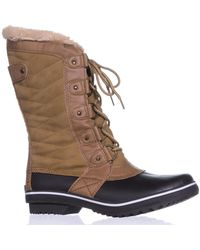 Jambu - Brown Jbu By Lorna Cold-weather Boots, Tan - Lyst