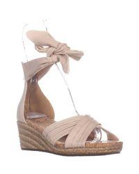 0f952af9b54 Lyst - UGG UGG Traci Wedge Sandals