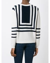 M.i.h Jeans | White Wool Sweater | Lyst