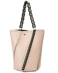 Proenza Schouler - Multicolor Medium Hex Whipstitch Bucket Bag - Lyst