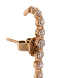 Anita Ko - Multicolor Pair Med Cascade Earrings - Lyst