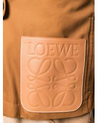 Loewe - Multicolor Blanket Trench Coat for Men - Lyst