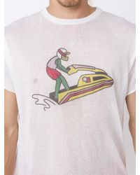 The Elder Statesman - Multicolor Jet Ski Print T-shirt for Men - Lyst