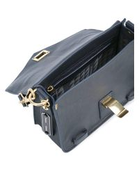 Proenza Schouler - Blue Mini Ps1 Crossbody Bag - Lyst