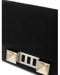 Proenza Schouler - Black Ps11 Cross-body Wallet Bag - Lyst