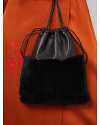Alexander Wang - Black Mini Ryan Dust Bag - Lyst