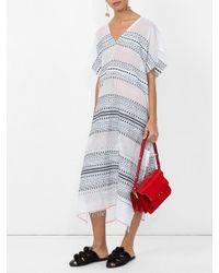 Marni - Red Medium Trunk Shoulder Bag - Lyst