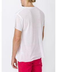 The Elder Statesman - Multicolor Jet Ski Print T-shirt for Men - Lyst