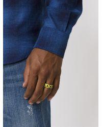 Maison Margiela - Multicolor Sport Ring for Men - Lyst