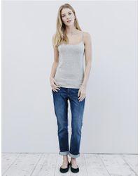 The White Company - Multicolor Essential Strappy Camisole Top - Lyst
