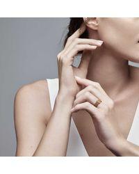 Tiffany & Co. - Metallic Tiffany Woven™ Ring - Lyst