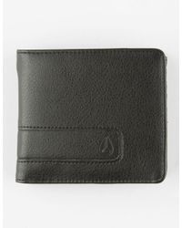 Nixon - Black Showoff Wallet for Men - Lyst