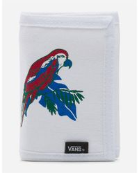 Vans - Multicolor Slipped Wallet for Men - Lyst
