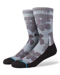 Stance - Gray Chiapas Mens Socks for Men - Lyst