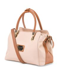 Tj Maxx - Multicolor Made In Italy Leather Satchel - Lyst
