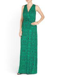 Tj Maxx - Green Sphinx Dress - Lyst