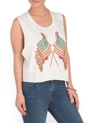 Tj Maxx - Multicolor Made In Usa Chad Lady Liberty Tank - Lyst