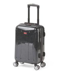 Tj Maxx - Black 19in 8-wheel Tech Upright Spinner - Lyst