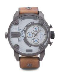 Tj Maxx - Multicolor Men's Little Daddy 51mm Case Leather Strap Watch for Men - Lyst