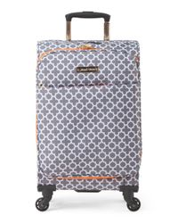 Tj Maxx - Gray 20in Aria Broadway Lightweight Carry-on - Lyst