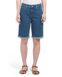 Tj Maxx - Blue Made In Usa Briella Roll Cuff Shorts - Lyst