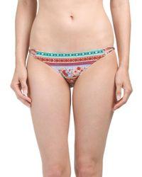Tj Maxx - Pink Bangalow Mila Bikini Bottom - Lyst