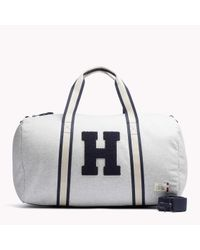3be1d6931ea Tommy Hilfiger Duffle Bag in Gray for Men - Lyst