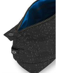 Topman - Black And White Fleck Washbag for Men - Lyst