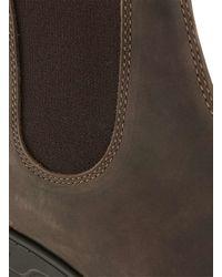 Topman - Blundstone Brown Suede Water Repellent Boot for Men - Lyst