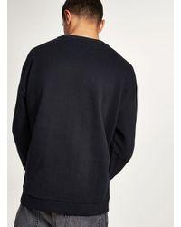 Topman - White Calvin Klein Oversized '78' Hoodie for Men - Lyst