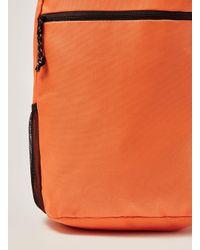 Topman - Orange Backpack for Men - Lyst