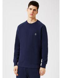 Jog On - Blue Navy Super Soft Sweatshirt* for Men - Lyst