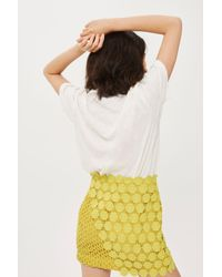 TOPSHOP - Multicolor Embellished Bee T-shirt By Tee & Cake - Lyst