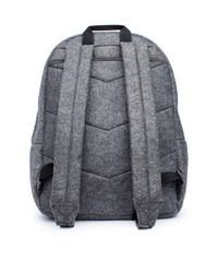 Hype   Gray Grey Wool Backpack By   Lyst