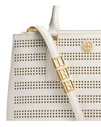 Tory Burch - Gray Robinson Handbag Charm - Lyst