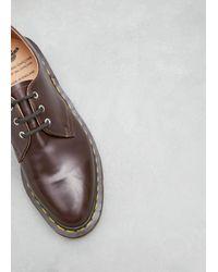 Comme des Garçons - Multicolor Dr. Martens Dupree 3-eye Shoe - Lyst