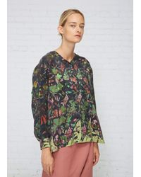 Anntian - Multicolor Print C Shawly Shirt - Lyst