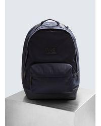 Y-3 - Blue Techlite Backpack - Lyst