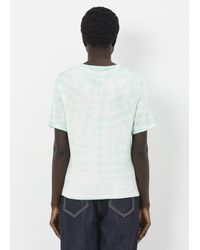 Acne - Ivory / Mint Blue Tia Tied - Lyst