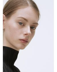 Pleats Please Issey Miyake - Black Sleeveless Tunic - Lyst