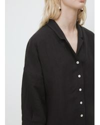 Ilana Kohn - Black Steven Shirt - Lyst