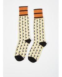 Marni - Multicolor Topaz Sock - Lyst