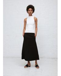 David Michael - Black A-line Skirt - Lyst