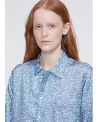 Toga - Blue Inner Shirts - Lyst