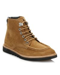 Kickers - Brown Mens Tan Kwamie Boots for Men - Lyst